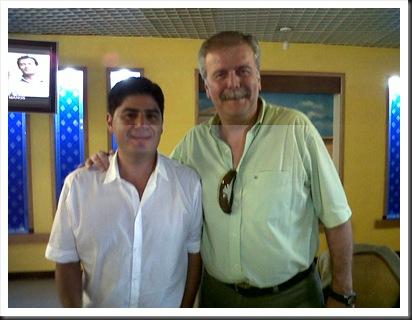 Luis Molina y Juan Manuel Noya 16-06-11