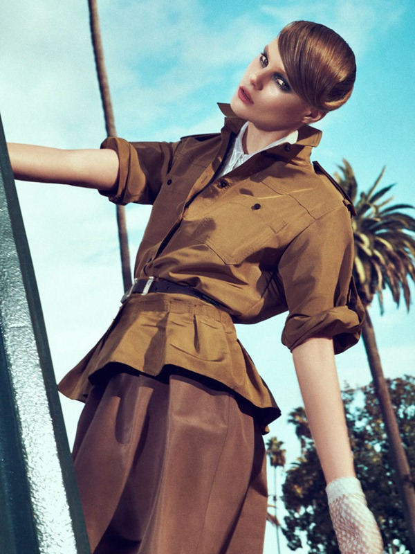 Juju Ivanyuk by Sebastian Kim (The Collections - Harper_'s Bazaar UK February 2012) 7