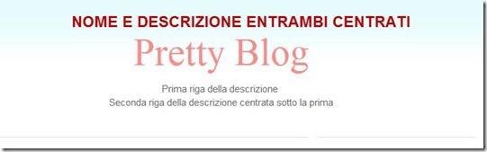 centrare-descrizione-nome-blog-blogger