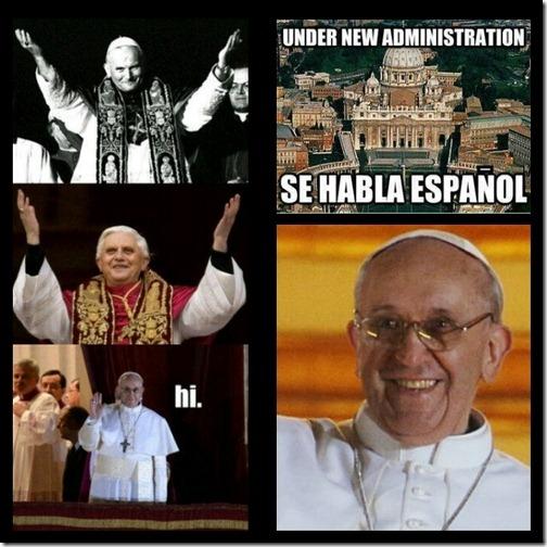 humor papa se habla español