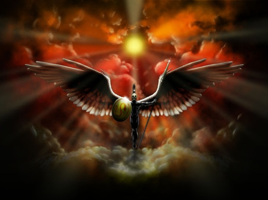 Anjos caidos Demonios