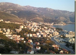 2011-11-11 Down the hill to Budva (Small)