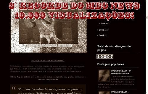 10000 VISUALIZAÇÕES