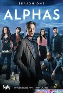 Biệt Đội Alphas :Phần 1 - Alphas Season 1 Tập 1 2 Cuối