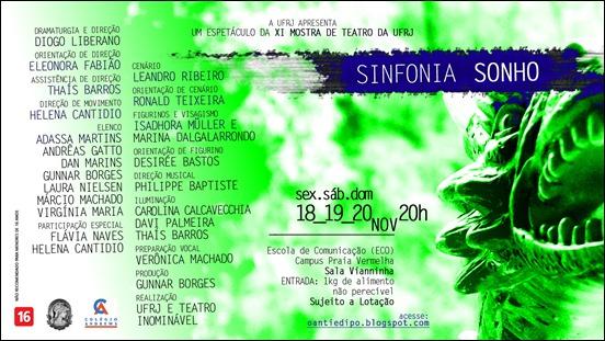 SINFONIA SONHO