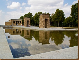 Madrid debod