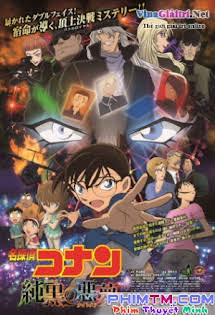 Thám Tử Lừng Danh Conan 20: Cơn Ác Mộng Đen Tối - Detective Conan: The Darkest Nightmare Tập 1080p Full HD