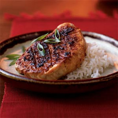 Vietnamese-Spiced Pork Chops