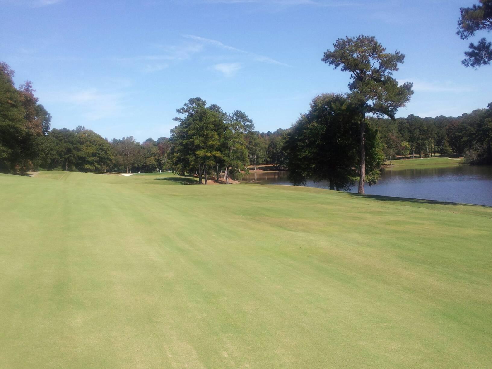 Peter Malnati Golf Feeling Great At Callaway Gardens