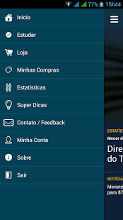 Alternativa Concursos - screenshot