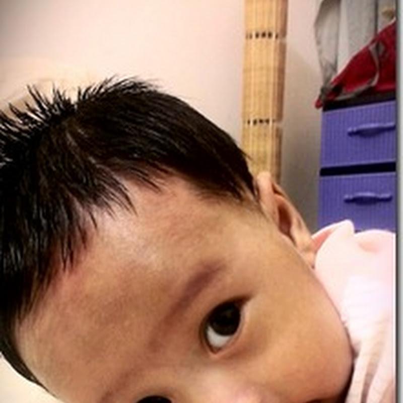 Bagaimana nak kuatkan leher bayi ?