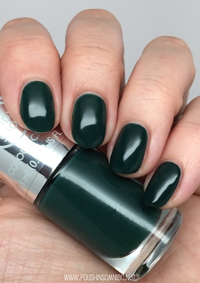 The Body Shop Color Crush in The Body Shop Green