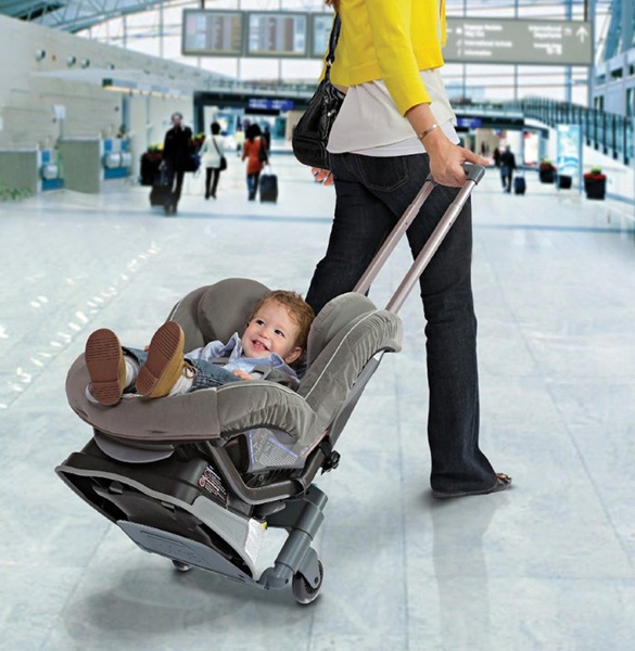 Transport Your Child Like He s A Piece Of Carry On