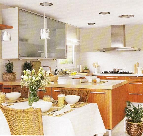 Dise o de una cocina pr ctica y actual idecorar for Cocina practica