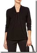 Linea Knot Front Jersey Top