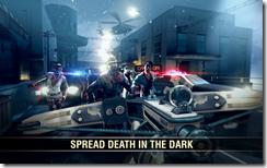 قاتل الزومبيين فى أماكن مختلفة ,اكثر من 15 بيئة متنوعة فى لعبة DEAD TRIGGER 2