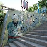 Turfan - Putagou fresque
