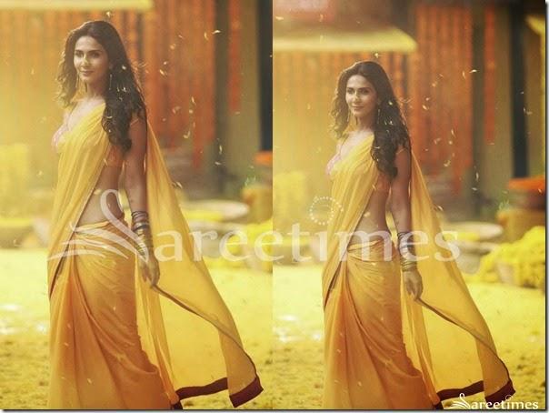 Vaani_Kapoor_Yellow_Sareee