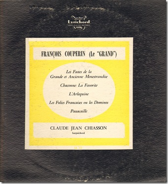 Lyrichord LL 12 front