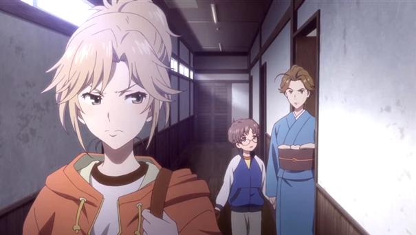 Novo Trailer do Filme de Hanasaku Ihora