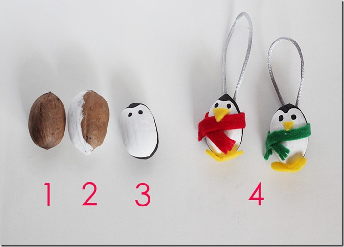 Penguin Ornament Evolution