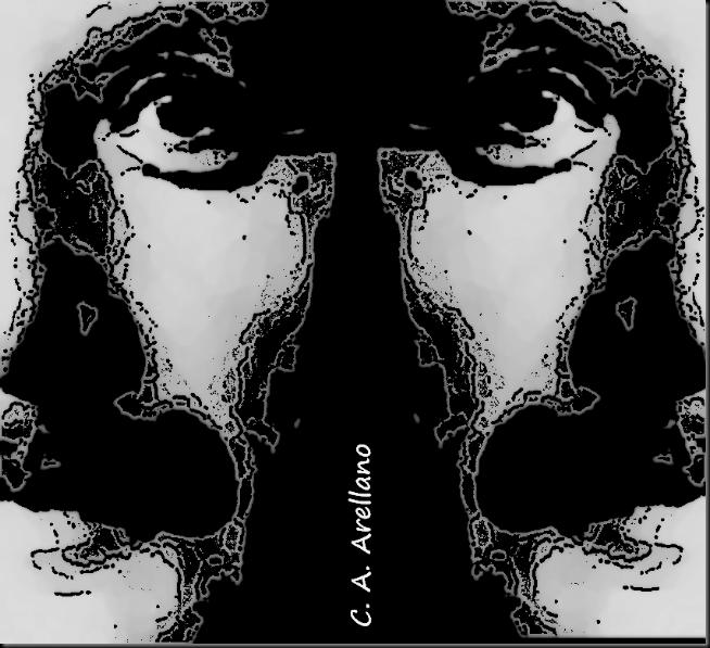 Albert-Einstein-físico y matemático-ilustración-de-Carlos-Alberto-Arellano