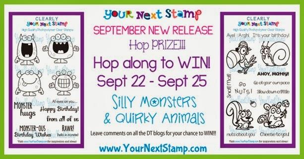 YNS September 2013 Hop Prize