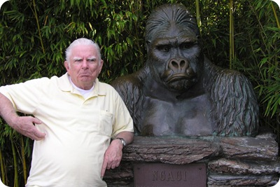 brian and gorilla