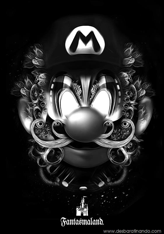Nicolas-Obery-Fantasmagorik-Mario-desbaratinando