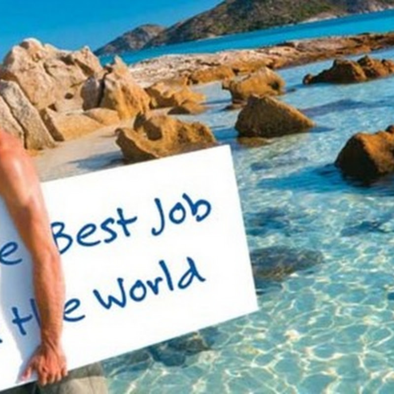 "Conciencia Ecológica ""The Best Job in the world"""