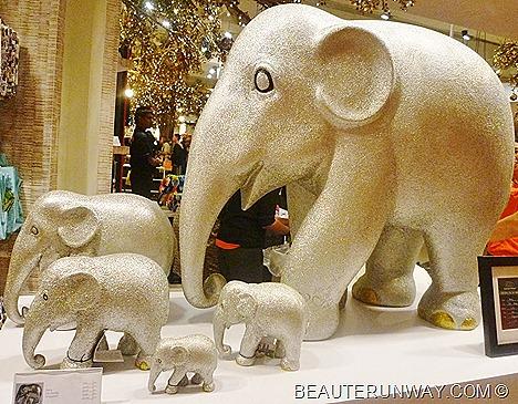 Cat Deeley for Elephant Parade Singapore