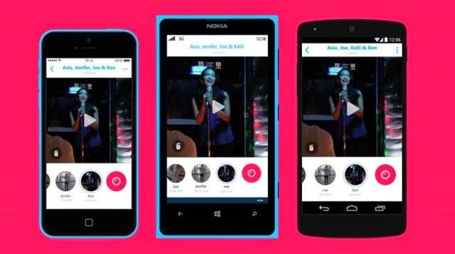 Descargar Skype Qik para iOS-Android-WindowsPhone