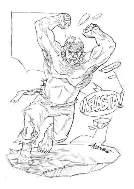 Un Hulk para Richi, por Alberto Silva