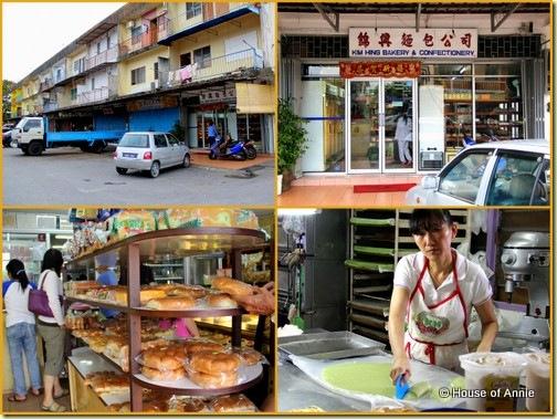 Kim Hing Bakery and Confectionery, Jalan Hua Ting 1, Sarikei, Sarawak