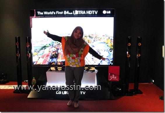 LG Fiesta TV84inch173