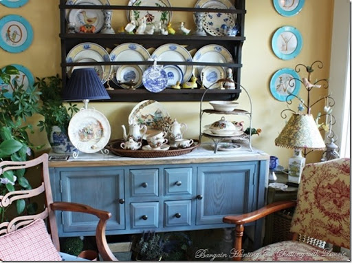 CONFESSIONS OF A PLATE ADDICT Finding French Country Style & Exciting French Plate Rack Images - Best Image Engine - tagranks.com