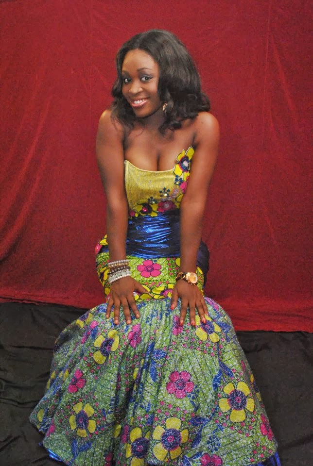 Kitchen party kitenge dresses images
