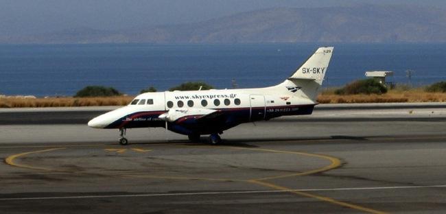 Νέα αεροπορικά δρομολόγια από την Sky Express στην Κεφαλονιά