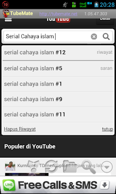 Cara Mudah Mendownload Video Youtube Dari Android