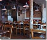 Depois das compras na Apple, nada como encerrar nossa estadia em Paris almoçando, de novo, no Chez Papa.