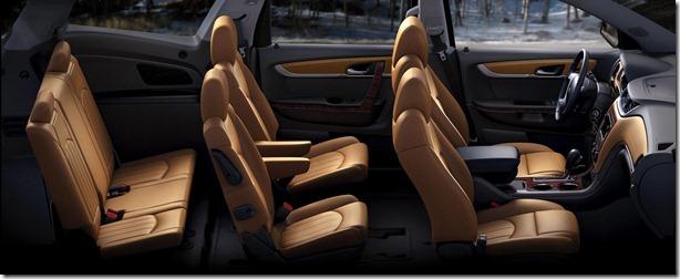 Chevrolet Traverse 2013 (2)