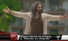 """Miguel Varoni aparece en """"Marido en alquiler"""""""