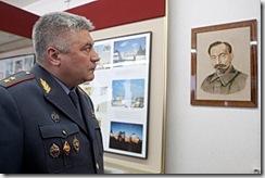 Начальник московской полиции генерал Колокольцев