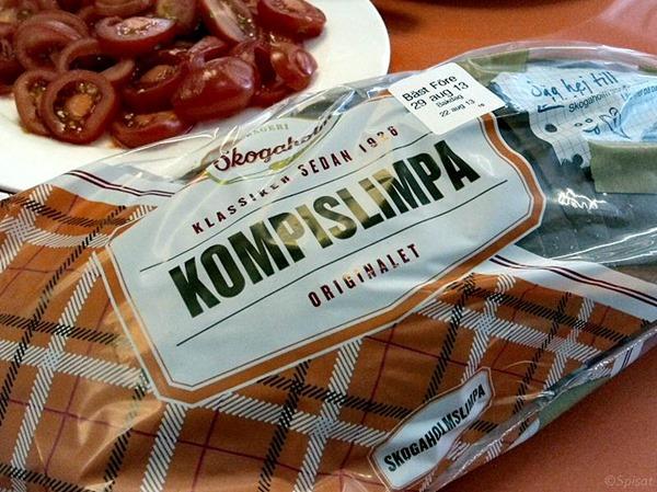 Kompislimpa - Skogaholmslimpa