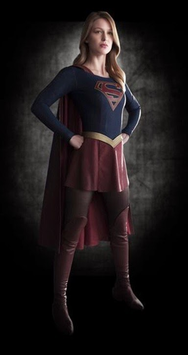 Supergirl - Uniforme