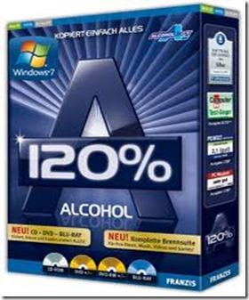 Alcohol 120%