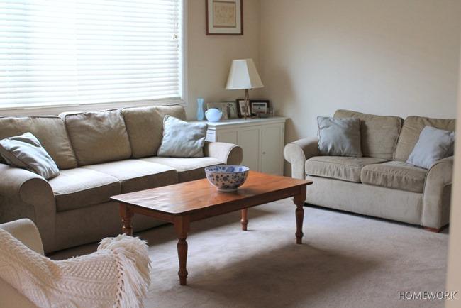 Blue White Living Room via homework (10)