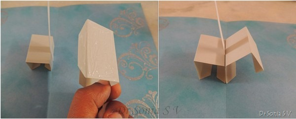 Pop up card tutorial 4