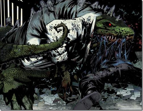 El Lagartom, Lizard,  Dr. Curt Connors (10)