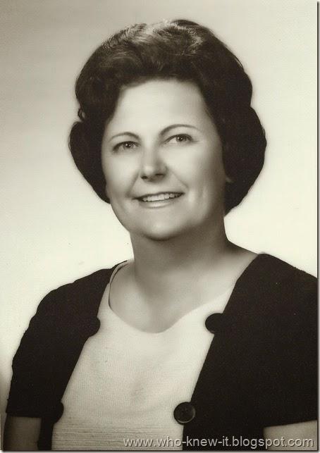 Geraldine c1960